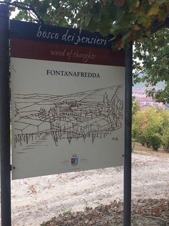 Il Bosco dei Pensieri (Serralunga d'Alba, CN) - Langhuorino