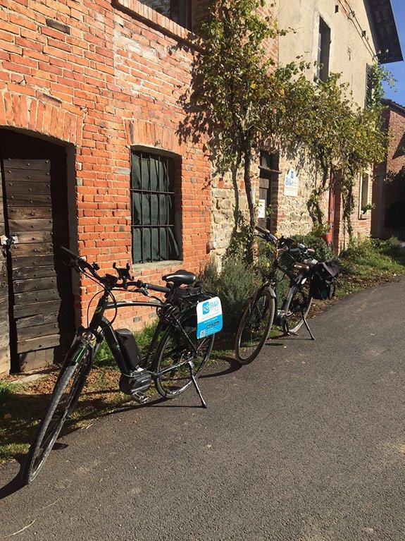 BikeSquare – Noleggio ebike - Langhuorino