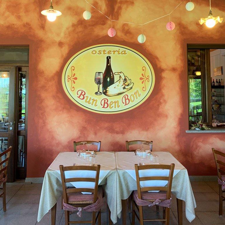 Osteria Bun Ben Bon (Nizza Monferrato, AT) - Langhuorino