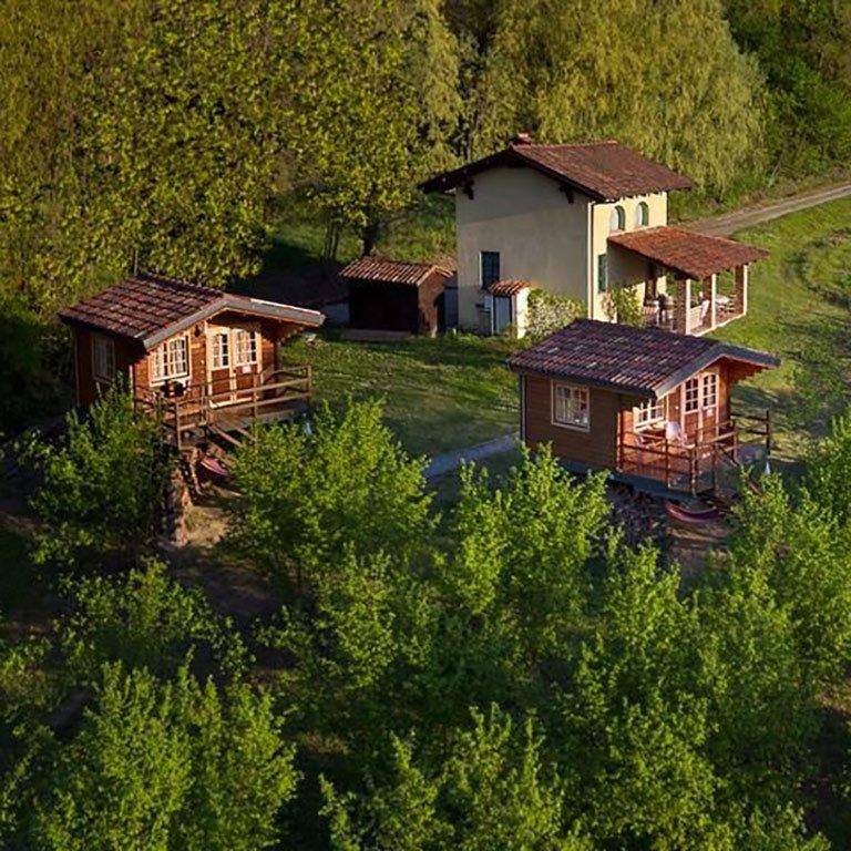 4 indirizzi per una notte magica in Langhe e Roero - Langhuorino