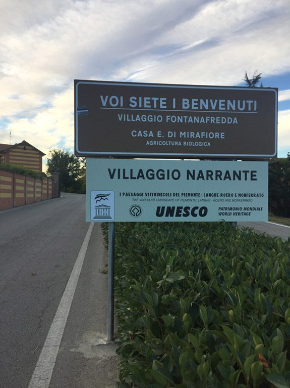 Tenuta Fontanafredda, Serralunga (CN) - Langhuorino