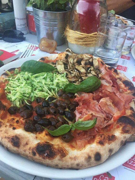 pizzeria family friendly monferrato