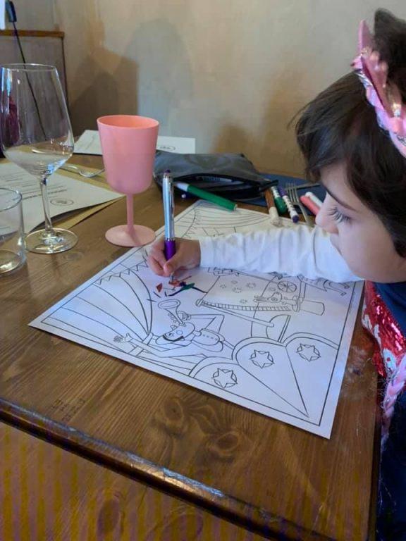mangiare nel monferrato con i bambini