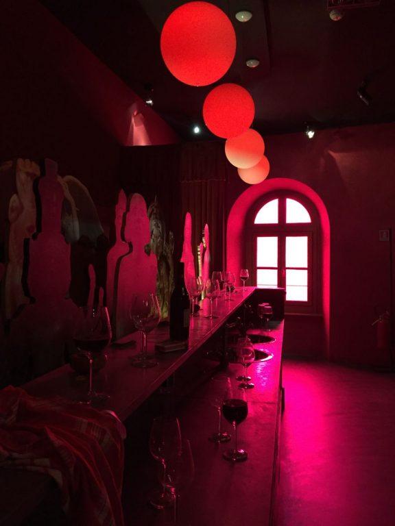 ingresso wimu museo del vino