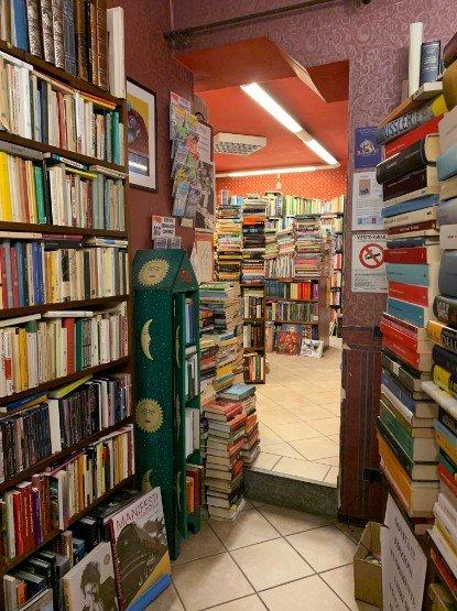 libreria milton alba
